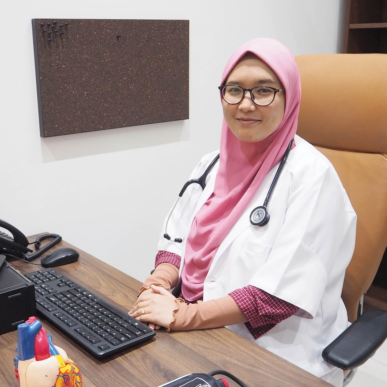 Dr Khalisah Nor Hawan